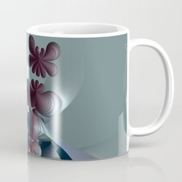 Life sprouting in the silence of an abstract fantasy Coffee Mug