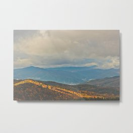 A Ray of Light (Asheville, North Carolina) Metal Print