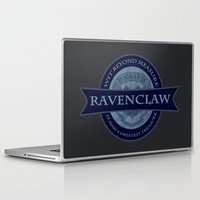 ravenclaw Laptop & iPad Skins featuring Ravenclaw by justgeorgia