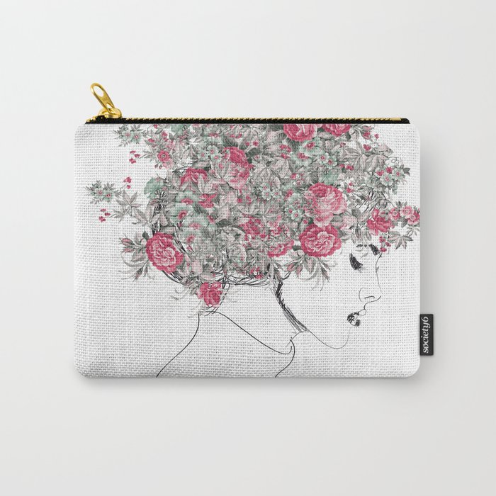 Catherine Carry-All Pouch