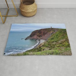 Hartland Point Devon Rug
