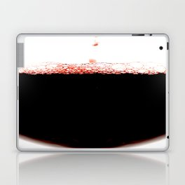 Glass of red wine Laptop & iPad Skin