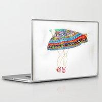 boho Laptop & iPad Skins featuring Boho by Rayna Sevilla