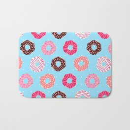 Sequence 49 - Donuts Bath Mat