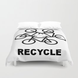 Recycle Duvet Cover