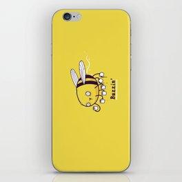 Buzzin iPhone Skin
