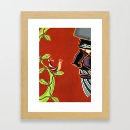 Jack & The Beanstalk Ⅳ Framed Art Print