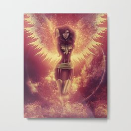 Dark Rising Metal Print