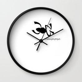 Frog Wall Clock