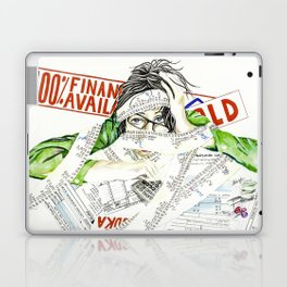 Deductive Reasoning Laptop & iPad Skin