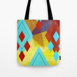 Diamond Essence  Tote Bag