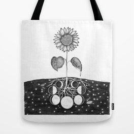 Prāṇa (Life Force) Tote Bag