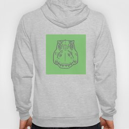 Asteroid Anxiety - T-Rex Hoody