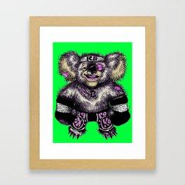 KO-ala Framed Art Print