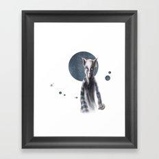 MarineCat Framed Art Print