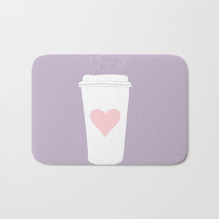 Ode To Coffee Bath Mat