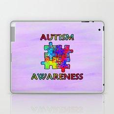Autism Awareness Laptop & iPad Skin