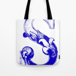 S from Show Me What You Got! Tote Bag
