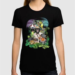 Animal Safari. T-shirt