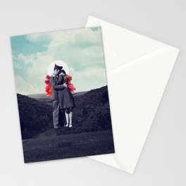 Hold My Breath Stationery Cards