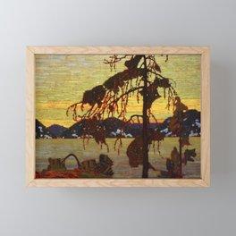 Tom Thomson - The Jack Pine Framed Mini Art Print