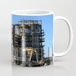 Natural Gas Power Plant Coffee Mug