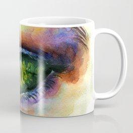 Reptile eye Coffee Mug