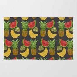 Tropical Fruit Salat Rug