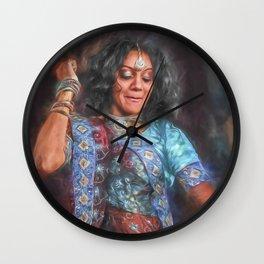 The Joy of Dance Wall Clock