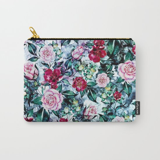 Beautiful Garden IV Carry-All Pouch