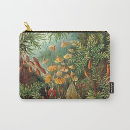Vintage Plants Decorative Nature Carry-All Pouch