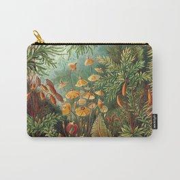 Vintage Plants Decorative Nature Carry-All Pouch