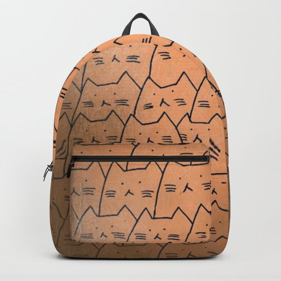 Cats-404 Backpack