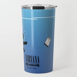 Nirvana's Nevermind: 20 years after Travel Mug