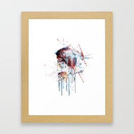 tania Framed Art Print