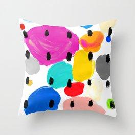 Bernard Pattern Throw Pillow