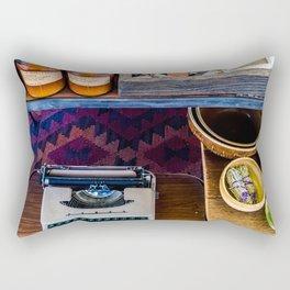 Typerwriter Rectangular Pillow