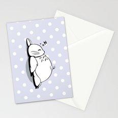 I Love Totoro 2.0  Stationery Cards