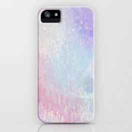 Holo Glitches iPhone Case