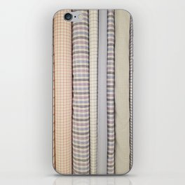 Bolt-Pumpkin Peach iPhone Skin
