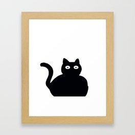 He's Bo, He's Bo, He's Bo! Framed Art Print