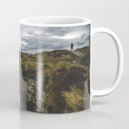 Walk the Line Coffee Mug