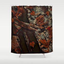 Dryad Shower Curtain