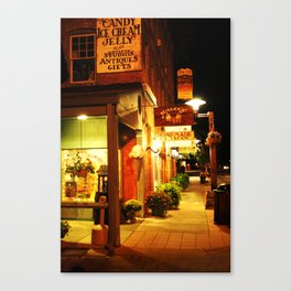 Brown County Canvas Print