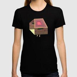 Pink Virtual House T-shirt