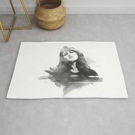 Martha Argerich Rug