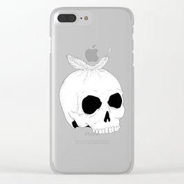 A Burden Clear iPhone Case