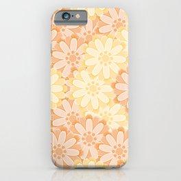 Ruddles Flower Pattern iPhone Case