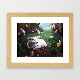 Mana Framed Art Print