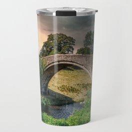 The Old Bridge of Doon Travel Mug